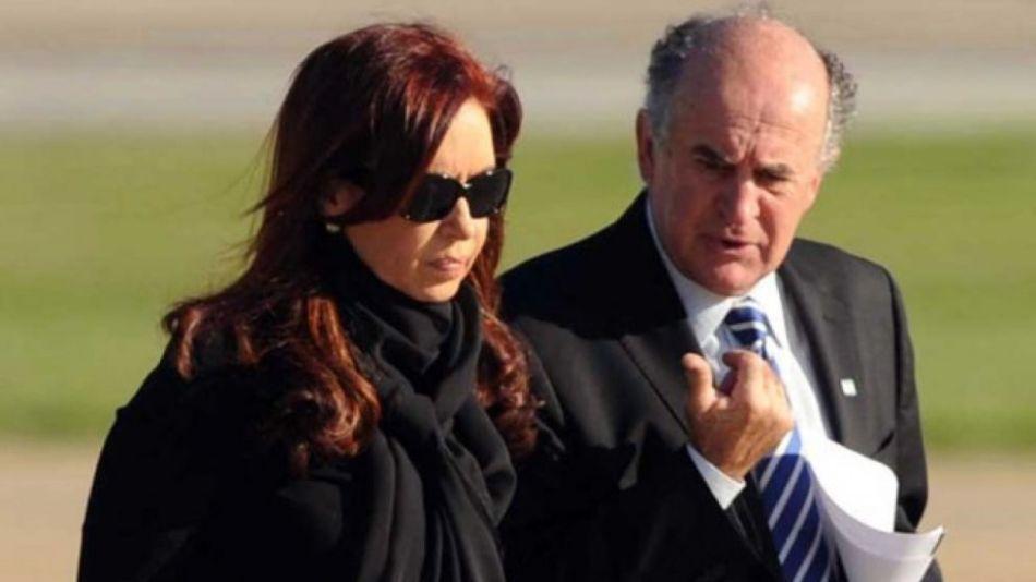 Cristina Kirchner Oscar Parrilli g_20200820
