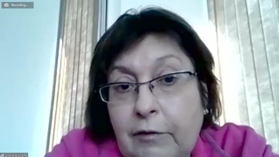 Entrevista a Graciela Ocaña 20200820