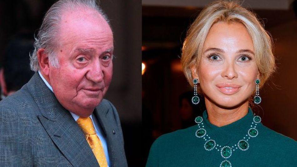 La comprometedoras declaraciones de Corinna Larsen, la amante del rey Juan Carlos