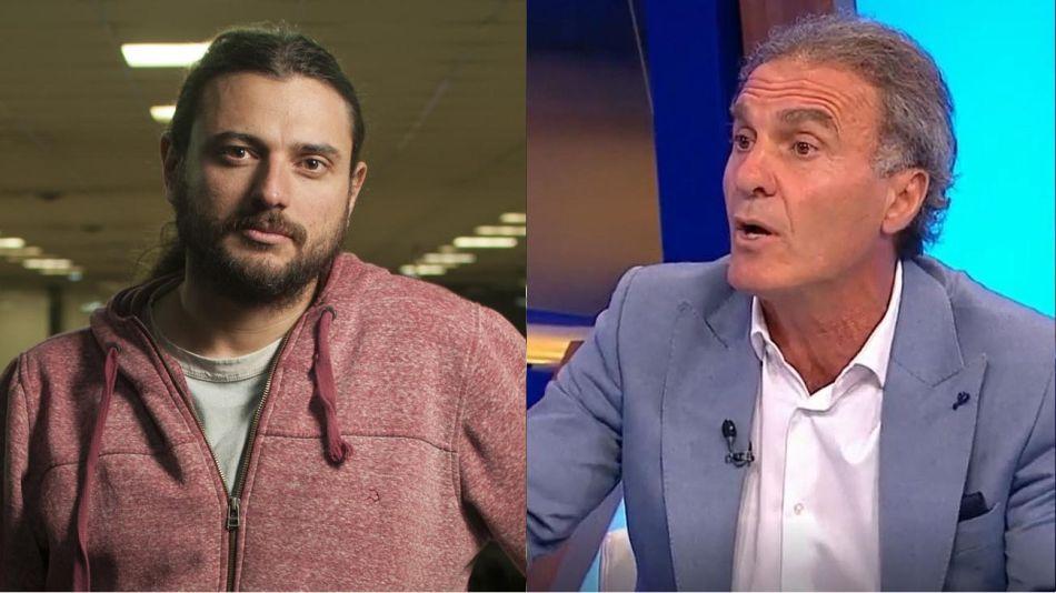 Oscar Ruggeri y Juan Grabois 20200820
