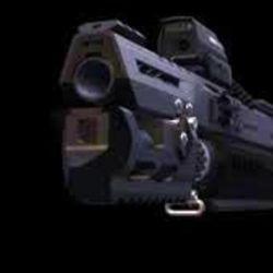 En las imágenes se puede observar que el arma presenta un diseño futurista.