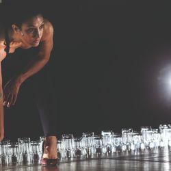 Monólogos y destreza física en un espectáculo solo apto para mayores.