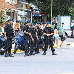 Policía | Foto:Cedoc