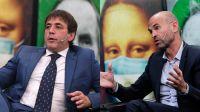 Fabián De Sousa, Guillermo Dietrich: desde trincheras opuestas comparten críticas a jueces de Comodoro Py.