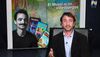Max Cavazzani, el argentino que tiene tanta plata como Messi y es dueño de una de las 25 fortunas mayores del pais haciendo videojuegos