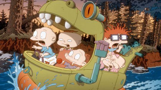 Rugrats, la película