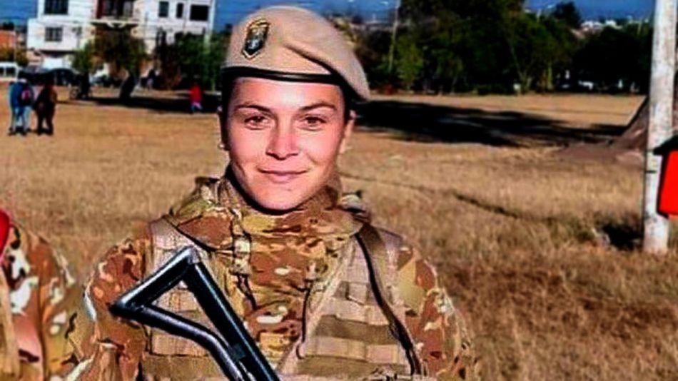 Soldado de Primera Lucia Herrera 20200821