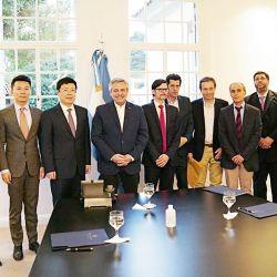 Argentina y China: Intimidad de las nuevas relaciones carnales | Foto:cedoc