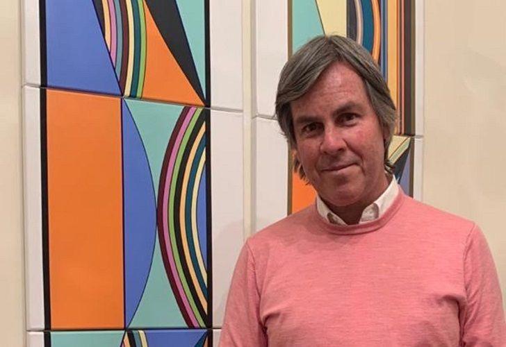TRES DÍAS. Fue el tiempo que duró en su cargo como presidente de la Fundación ArteBA, el coleccionista y empresario Juan Carlos Lynch.