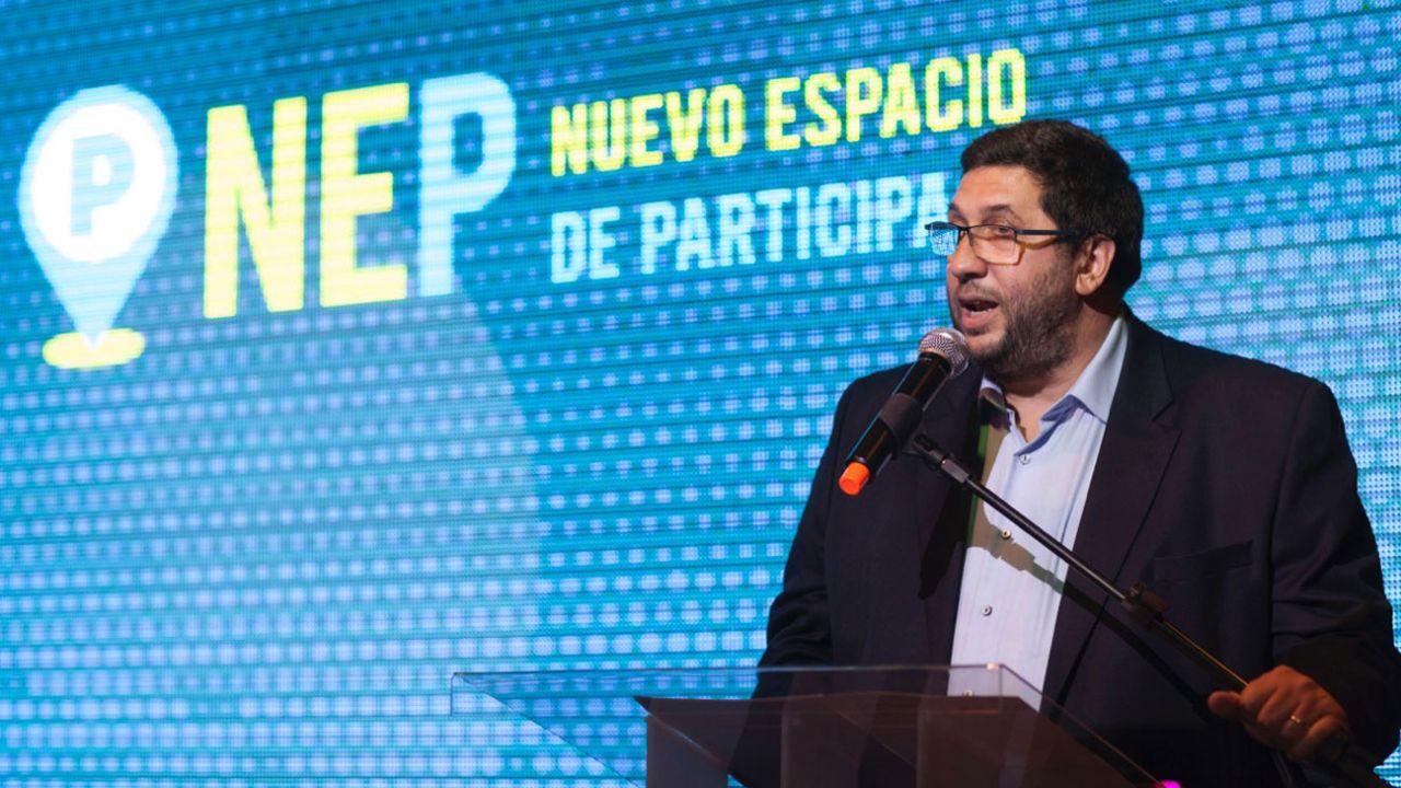 Juan Manuel Olmos.   Foto:Cedoc.