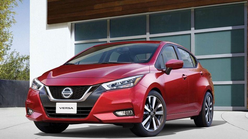 Comenzó la preventa: ¿cuánto cuesta el renovado Nissan Versa?