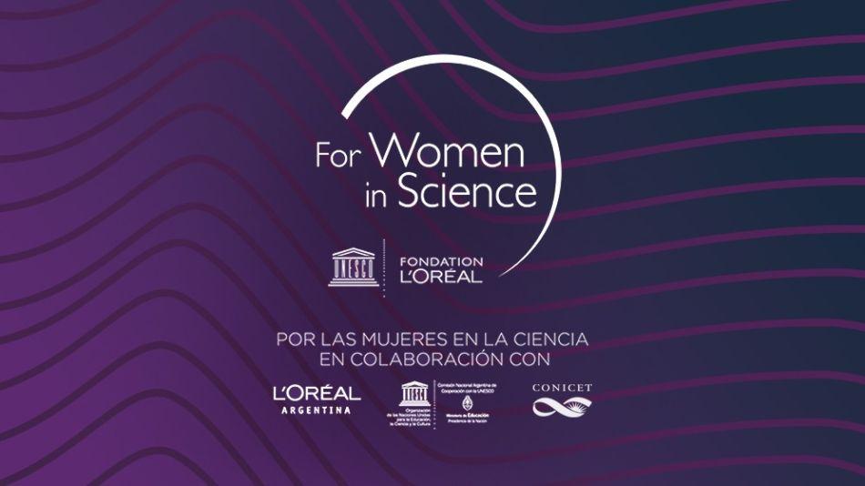 Nueva convocatoria Premio UNESCO Loreal