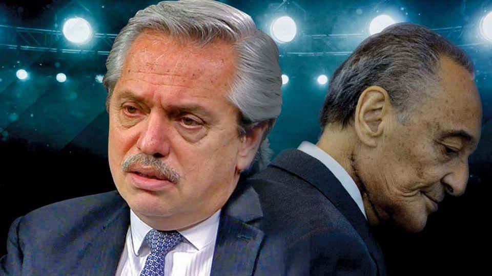 Gobierno-Clarín, otra vez en guerra. Alberto Fernández y Héctor Magnetto en máxima tensión.