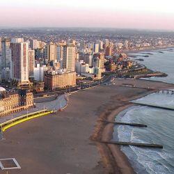 Así está Mar del Plata hoy: sin turistas. ¿Cómo se llegará al verano con gente de otros puntos del país?