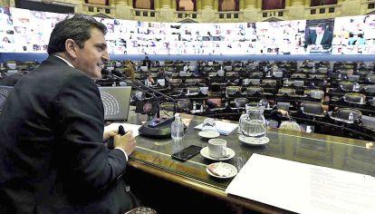 Diputados. La oposición no quiere un permiso sin restricciones.