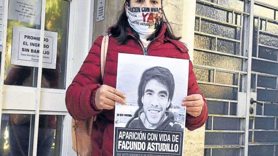 Cristina Astudillo recuerda a Facundo en el día de su cumpleaños