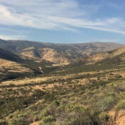 A pie por el Pacific Crest Trail en Estados Unidos. Quien viaja con tiempo ve más a la vera del camino. Foto: Ute Wessels/dpa