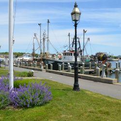 Hyannis Port, en la península de Cape Cod, en Massachusetts. Foto: Massachusetts Office of Travel and Tourism/dpa