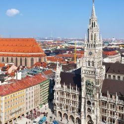 Múnich es la sede del flamante séxtuple campeón de la UEFA Champions League.