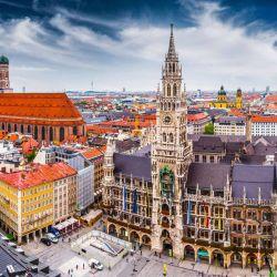La bella ciudad alemana fue fundada en 1158 por el duque Heinrich der Lowe (Enrique el León).