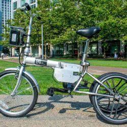 La idea es que los usuarios puedan alquilar una bicicleta a través de una app y esta, de forma autónoma, se dirija hacia la ubicación de la persona.