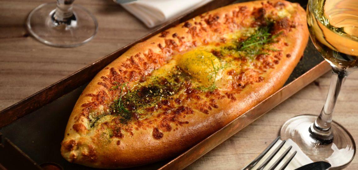 Desde Israel, una gran receta para este lunes 24: khachapuri