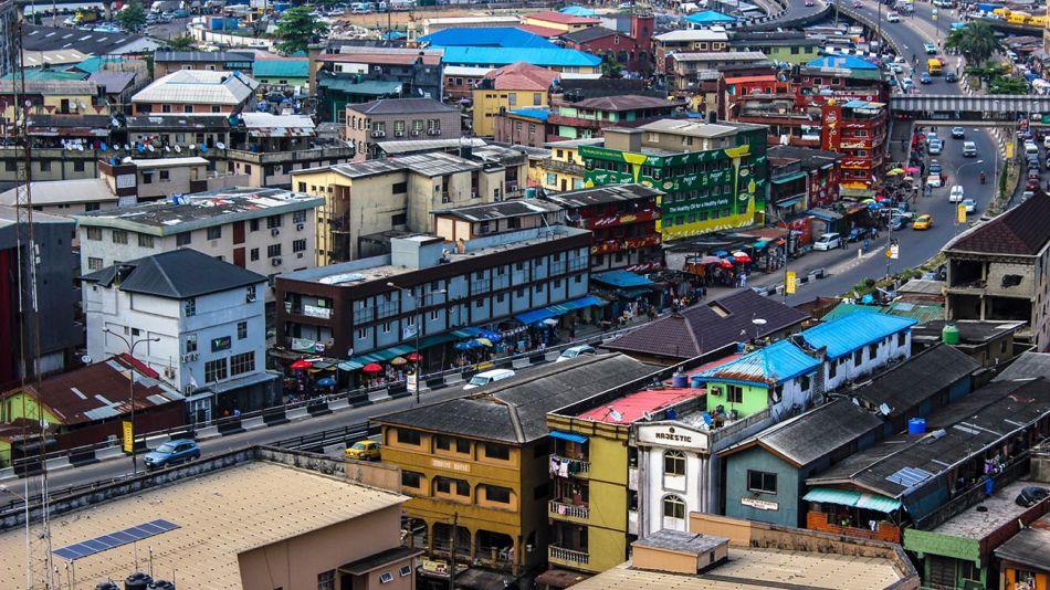 Lagos, en Nigeria. 20200824