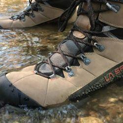 De qué manera secar las zapatillas de trekking según donde nos encontremos.