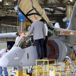 El IA-100 Malvina será construida en Fadea.