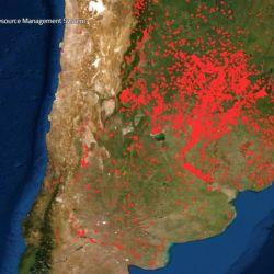 La situación es sumamente grave en el Litoral y en el norte de Córdoba.