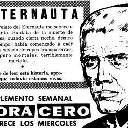 El Eternauta | Foto:Cedoc.