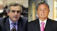 Agustín Rossi y Eduardo Duhalde  20200825