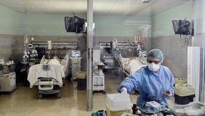 Terapia intensiva en laCiudad de Buenos Aires