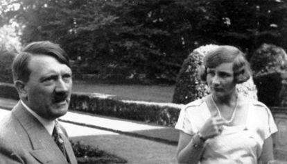 HITLER-Unity la amante de Hitler