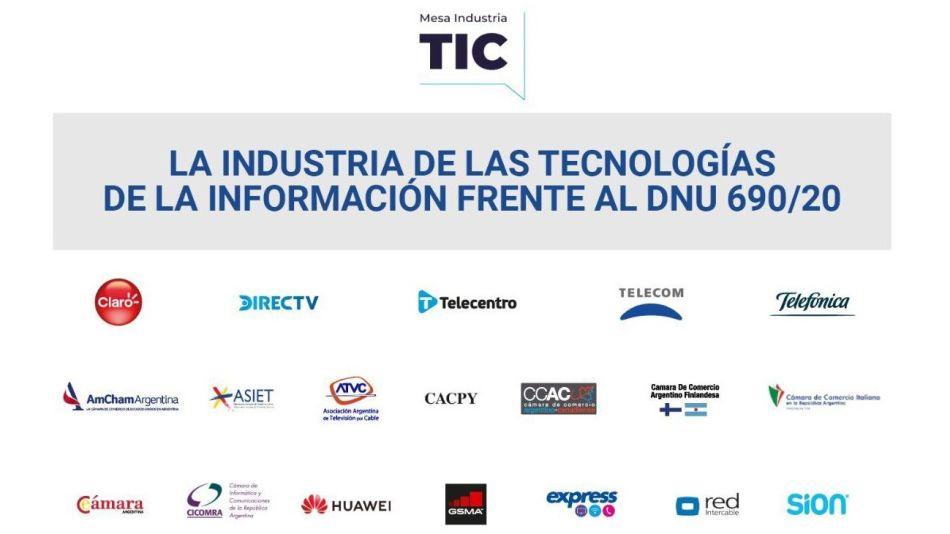 la industria TIC logró una cobertura de hasta el 95% de la población del país.
