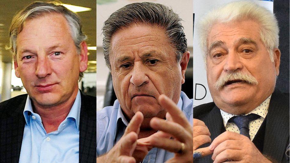 Marcelo Longobardi, Eduardo Duhalde y Jorge Asís 20200825