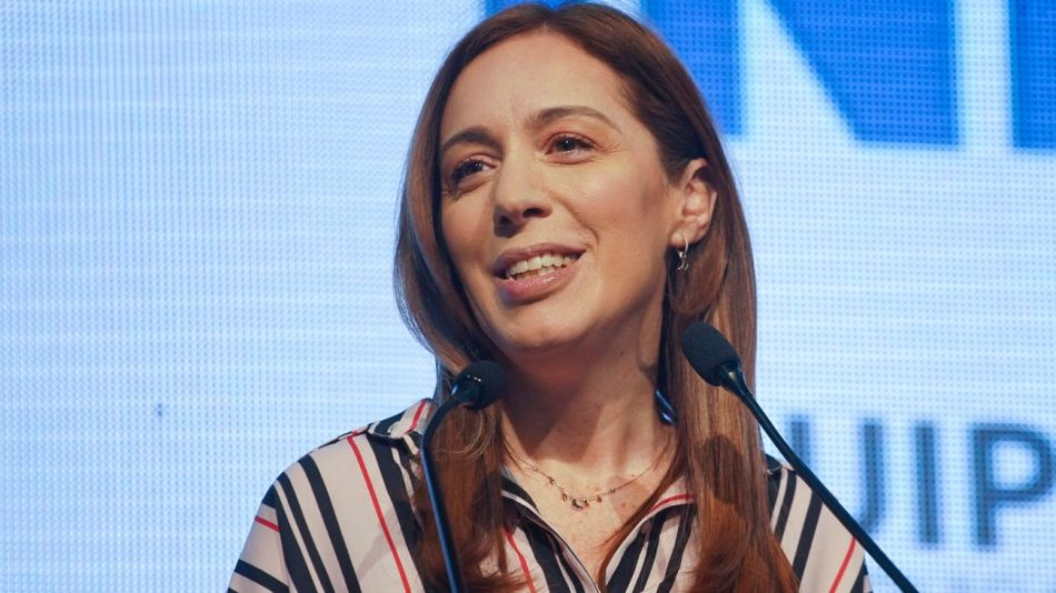 María Eugenia Vidal g_20200825