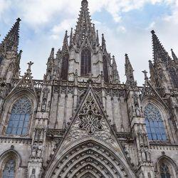La Catedral de Barcelona es uno de los lugares más visitados por los turistas de todo el mundo.