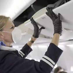 Los vuelos deberán cumplir con los protocolos sanitarios correspondientes frente a la pandemia del coronavirus.