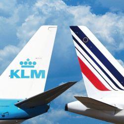 Tanto Air France como KLM fueron autorizadas a operar con dos frecuencias semanales a París y dos similares a Amsterdam.