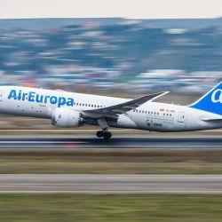 Air Europa recibió el aval para realizar 4 servicios, entre los que se encuentra la ruta Ezeiza-Madrid, con vuelos pautados para los domingos.