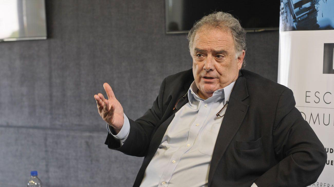 """Eduardo Valdés destacó que el presidente Alberto Fernández """"está muy arriba en las encuestas"""""""