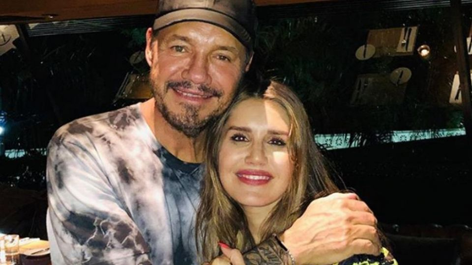 Marcelo Tinelli y Mica Tinelli