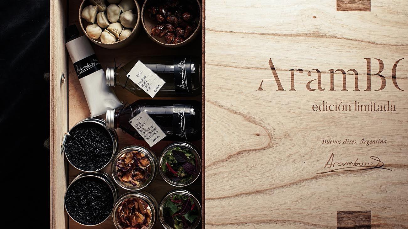 AramBox edición limitada