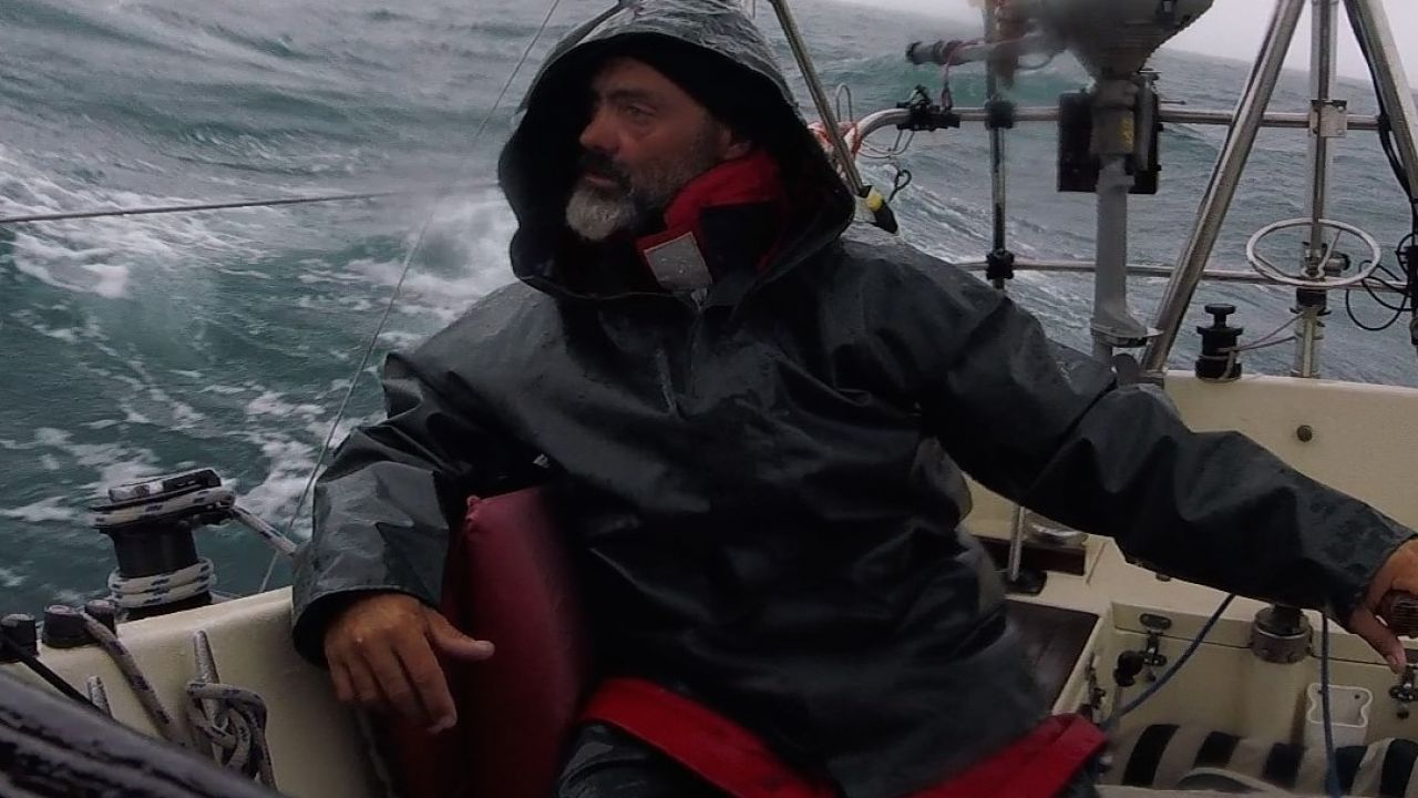 La increíble historia del navegante argentino que cruzó el Atlántico solo | Foto:La increíble historia del navegante argentino que cruzó el Atlántico solo