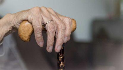 Cuidado de las personas mayores