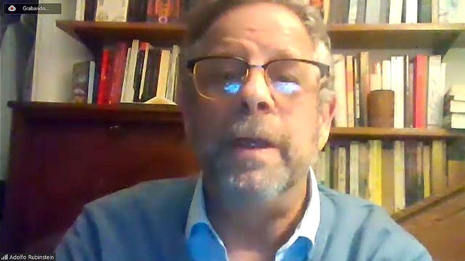 Entrevista a Adolfo Rubinstein 20200827