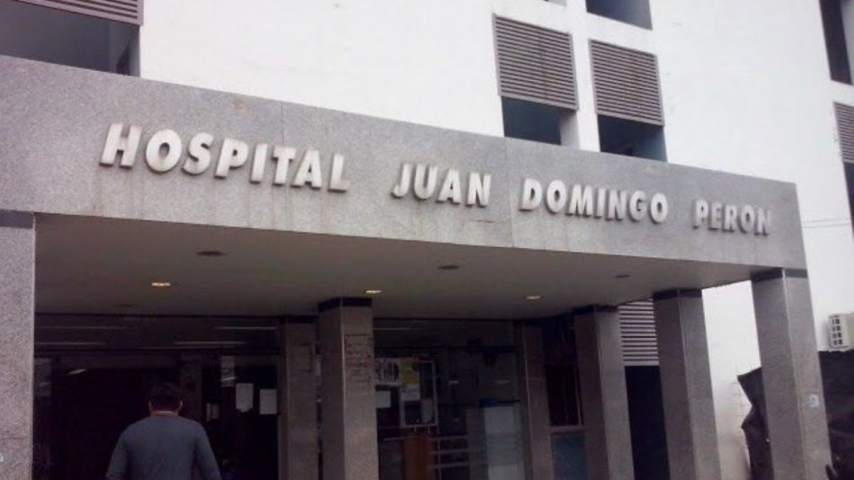 hospital Juan Domingo Perón tartagal salta g_20200827