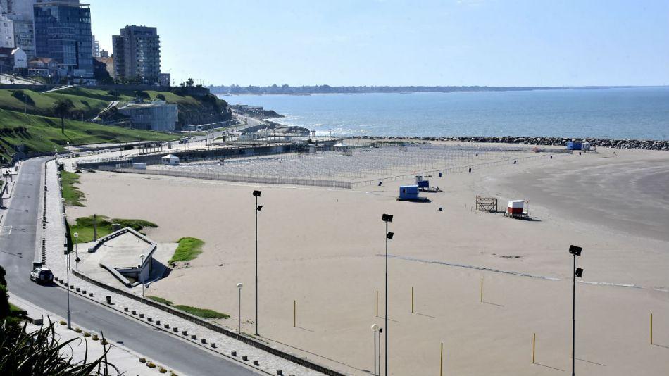 Mar del Plata en cuarentena
