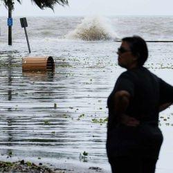Más de 100.00 casas fueron arrasadas por la furiosa potencia del viento y del agua de Katrina.